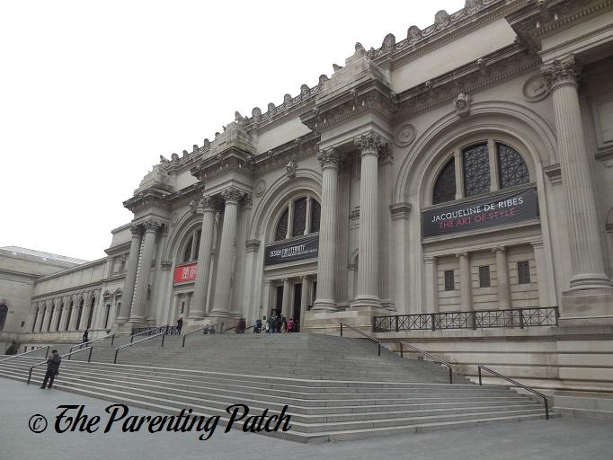 Calendar Metropolitan Museum Of Art : Family fun in new york city metropolitan museum of art