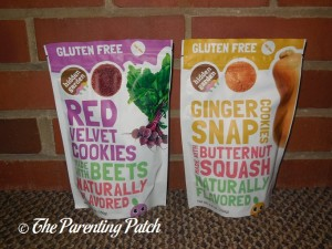 Hidden Garden Red Velvet and Ginger Snaps Cookies