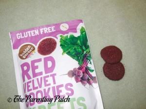 Hidden Garden Red Velvet Cookies