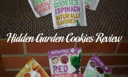 Hidden Garden Cookies Review