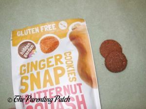 Hidden Garden Ginger Snaps Cookies