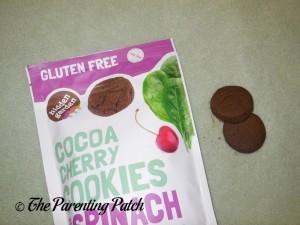 Hidden Garden Cocoa Cherry Cookies