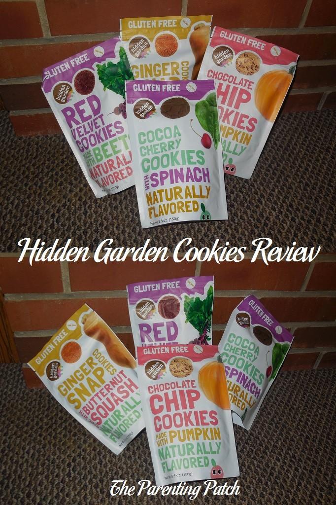 Hidden Garden Cookies Review