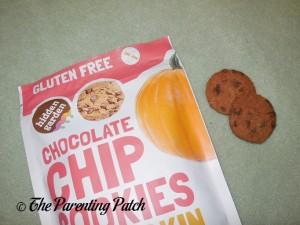 Hidden Garden Chocolate Chip Cookies