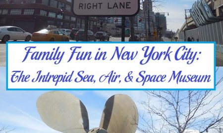 Family Fun in New York City: The Intrepid Sea, Air, & Space Museum