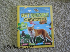 Get Outside Creativity Book (National Geographic Kids) 1