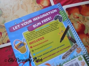 Get Outside Creativity Book (National Geographic Kids) 4