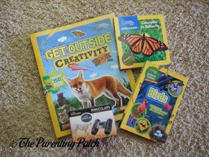 """National Geographic Kids """"Explore the Outdoors"""""""