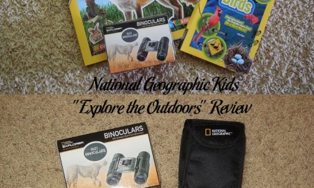 "National Geographic Kids ""Explore the Outdoors"" Review"
