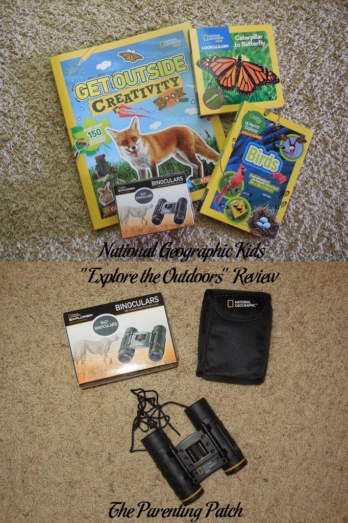 """National Geographic Kids """"Explore the Outdoors"""" Review"""