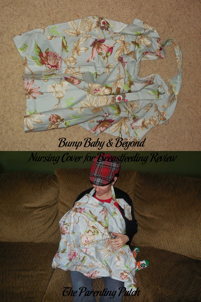 Bump Baby & Beyond Nursing Cover for Breastfeeding Review