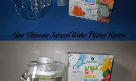 Gear Ultimate Infused Water Pitcher Review