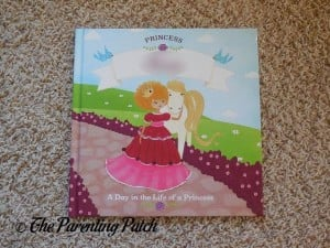 Cover of 'Princess' Personalized Book from I See Me!