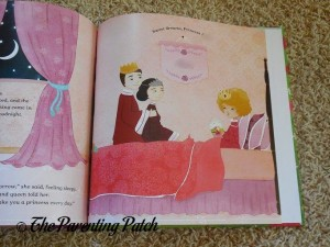 Personalized Letter in 'Princess' Personalized Book from I See Me!