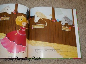 Personalized Pony in 'Princess' Personalized Book from I See Me!