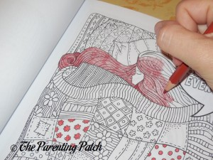 Coloring in Bitches with Attitude: Swear Word Coloring Book (Volume 1) 2