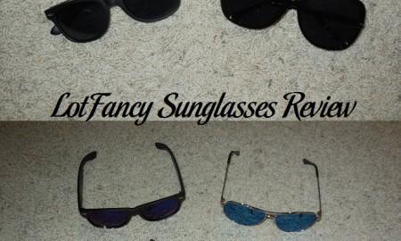 LotFancy Sunglasses Review