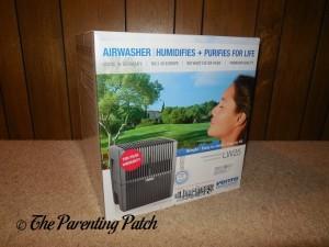 Venta Airwasher 2-in-1 Humidifier & Air Purifier LW25 Box 1