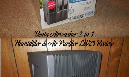 Venta Airwasher 2-in-1 Humidifier & Air Purifier LW25 Review