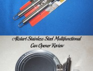 Alistart Stainless Steel Multifunctional Can Opener Review