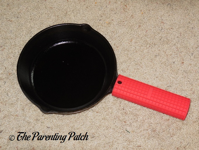 Orblue Silicone Cast Iron Skillet Handle Cover Review