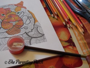 Sharpening the US Art Supply Watercolor Pencils