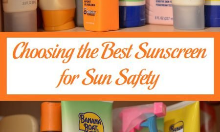 Choosing the Best Sunscreen for Sun Safety