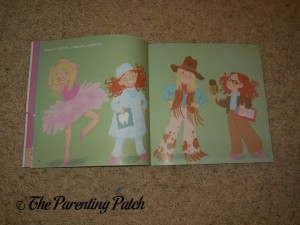 Inside Pages of Can a Princess Be a Firefighter? 2