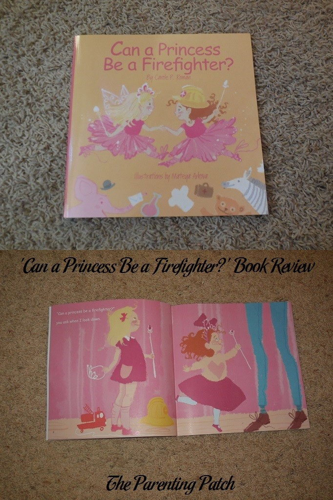 Can a Princess Be a Firefighter? Book Review