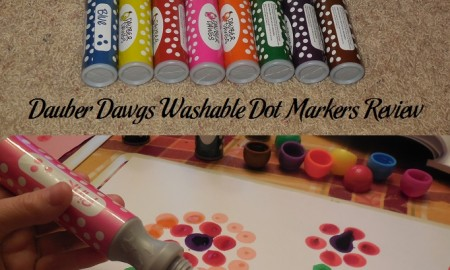 Dauber Dawgs Washable Dot Markers Review