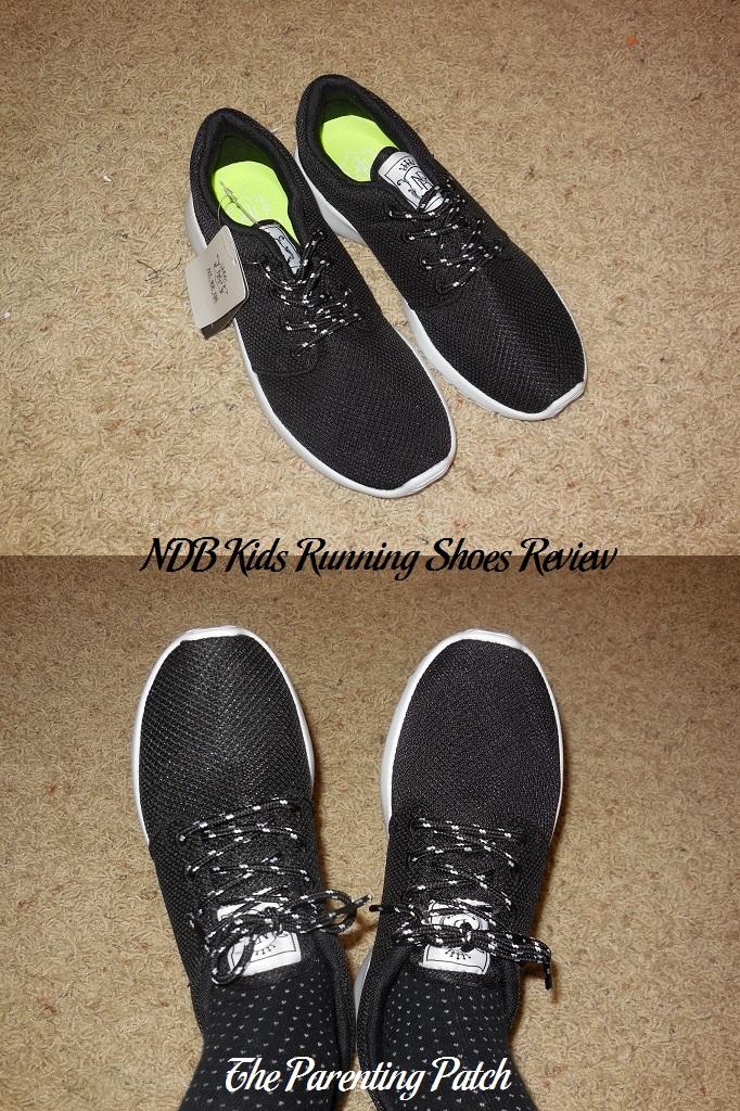 NDB Kids Running Shoes Review