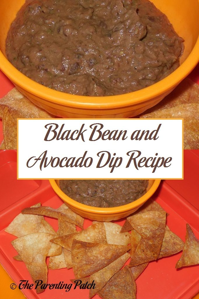 Black Bean and Avocado Dip Recipe