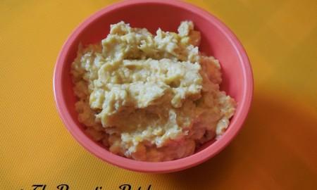 Chunky Sweet Corn Hummus