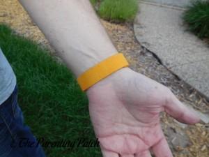 Snap of MLVOC All Natural Mosquito Repellent Bracelet