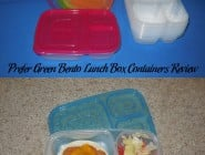Prefer Green Bento Lunch Box Containers Review