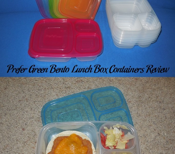 prefer green bento lunch box containers review parenting patch. Black Bedroom Furniture Sets. Home Design Ideas