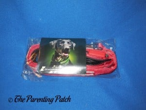 Shine for Dogs LED Dog Leash in Package