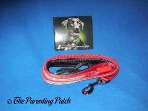 Shine for Dogs LED Dog Leash with Package