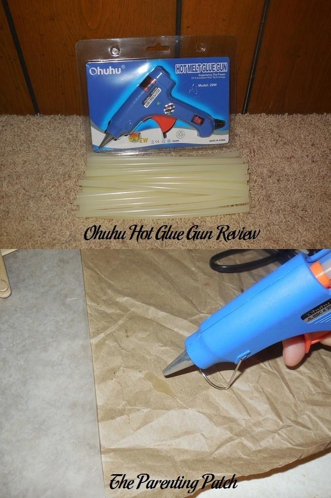 Ohuhu Hot Glue Gun Review