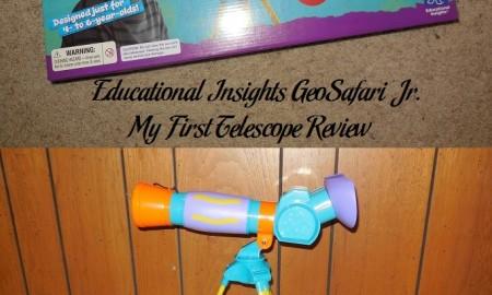 Educational Insights GeoSafari Jr. My First Telescope Review