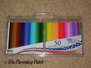 US Art Supply Colored Pencils 1