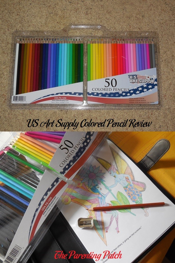 US Art Supply Colored Pencil Review