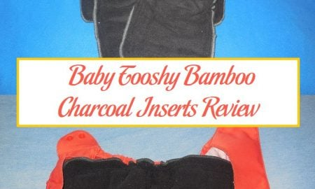 Baby Tooshy Bamboo Charcoal Inserts Review