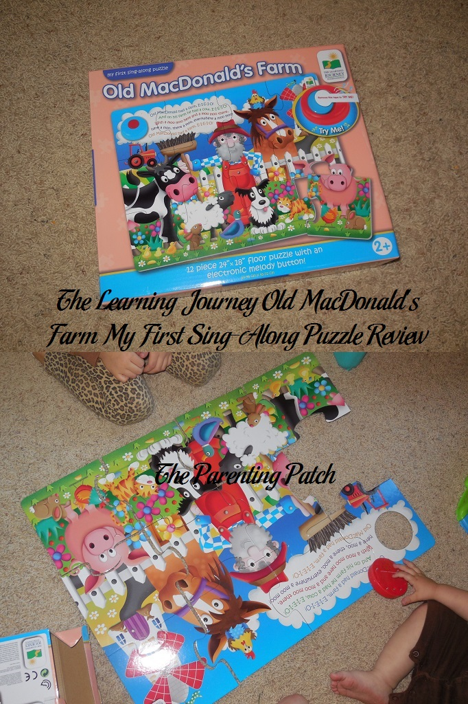 Lyric puzzle pieces lyrics : The Learning Journey Old MacDonald's Farm My First Sing-Along ...
