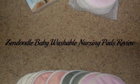 Zendoodle Baby Washable Nursing Pads Review