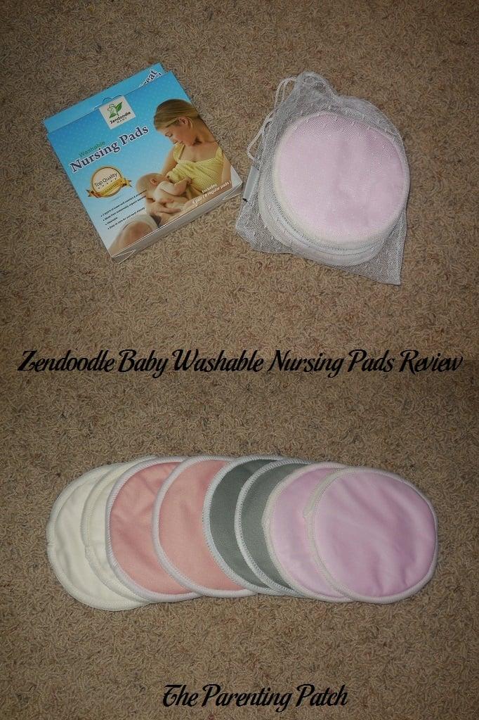Zendoodle Baby Washable Nursing Pads Review