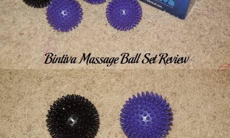 Bintiva Massage Ball Set Review