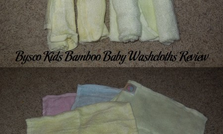Bysco Kids Bamboo Baby Washcloths Review