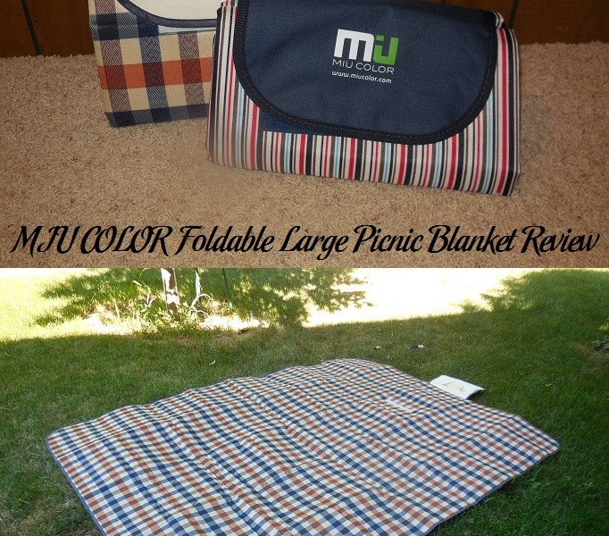 Miu color foldable large picnic blanket review parenting for Picnic blanket coloring page