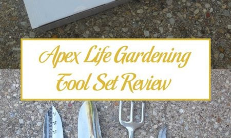 Apex Life Gardening Tool Set Review
